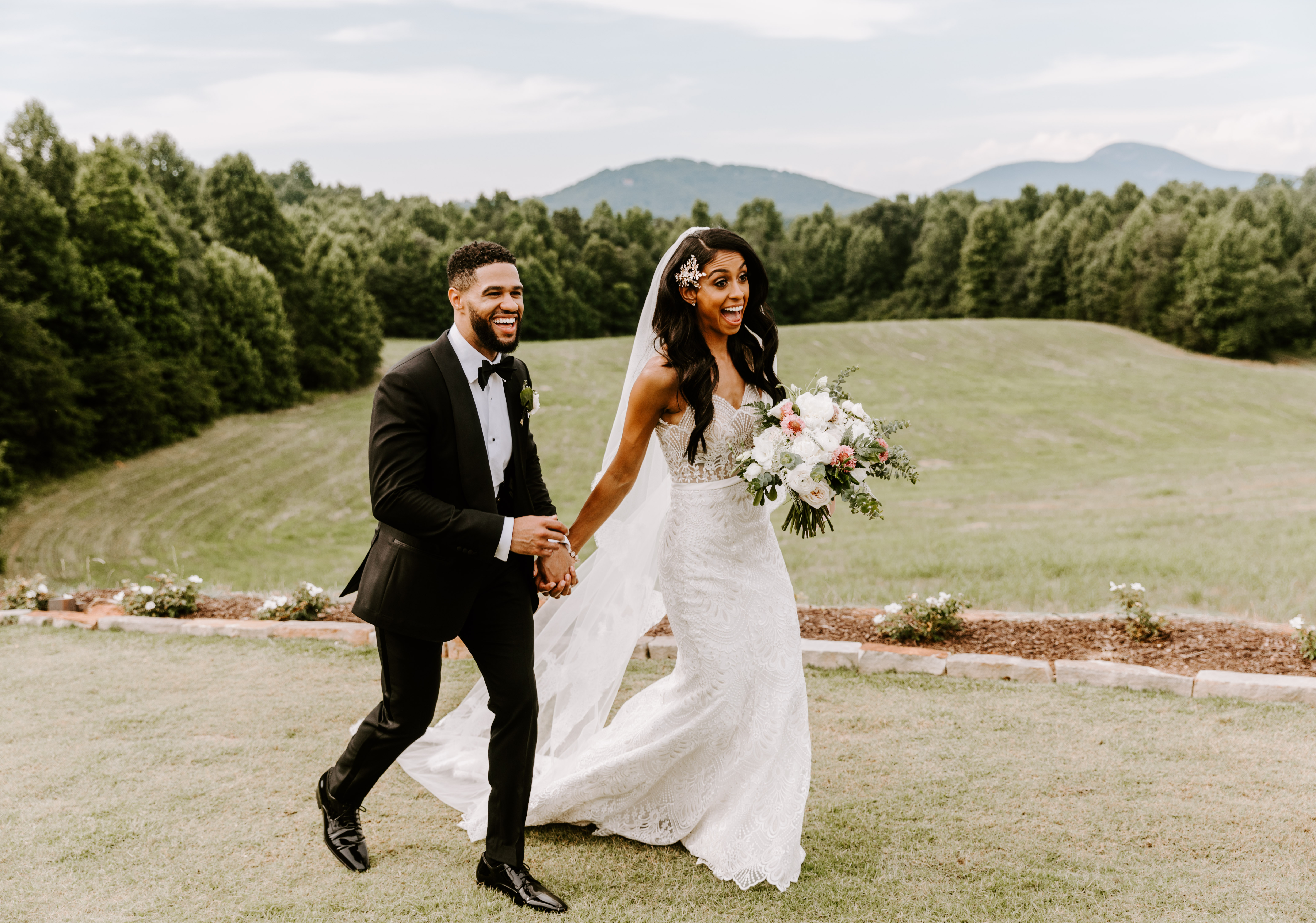 meadows at mossy creek wedding vance and gabrielle 2019